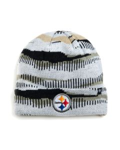 Pittsburgh Steelers '47 Carrier Cuff Knit Cap