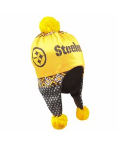 Pittsburgh Steelers Light Up Helmet Dangle Knit Cap
