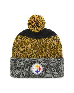 Pittsburgh Steelers '47 Static Cuff Knit Hat