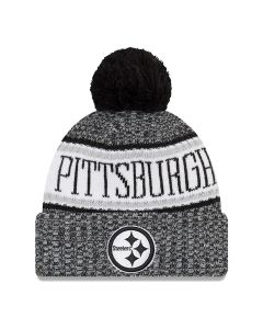 Pittsburgh Steelers New Era Sport Knit Hat