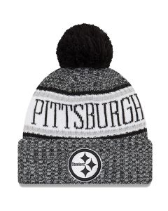 Pittsburgh Steelers New Era Youth Sport Knit Hat