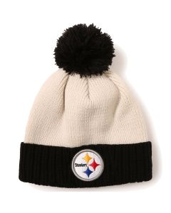 Pittsburgh Steelers New Era Color Chill Knit Hat