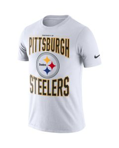 Pittsburgh Steelers Men's Nike Short Sleeve Property of 2019 White T-Shirt