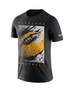 Pittsburgh Steelers Men's Nike Short Sleeve Mezzo Icon T-Shirt