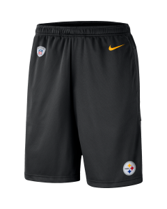 Pittsburgh Steelers Men's Nike Coach Knit Short