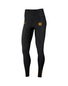 Pittsburgh Steelers Women's Nike Power Sculpt Tight
