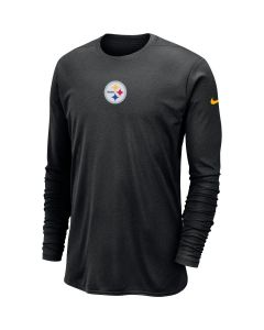 Pittsburgh Steelers Men's Nike Long Sleeve Play 360 T-Shirt