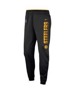 Pittsburgh Steelers Men's Nike Therma Jogger