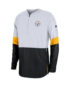 Pittsburgh Steelers Men's Nike Lightweight Coaches Jacket