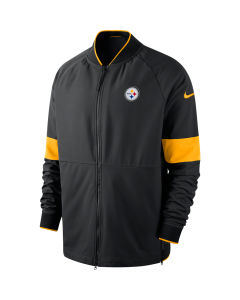 Pittsburgh Steelers Men's Nike Therma Mid Weight Jacket