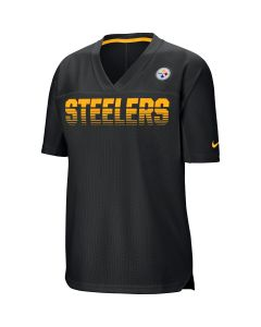 Pittsburgh Steelers Women's Nike Short Sleeve Modern Fan Tee
