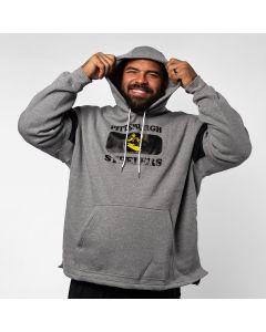Pittsburgh Steelers Men's Nike History Pullover Hoodie