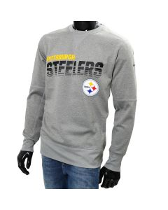 Pittsburgh Steelers Men's Nike Long Sleeve Coach's Crew
