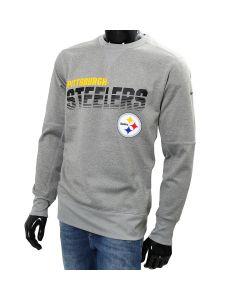 Pittsburgh Steelers Men's Nike Long Sleeve Coach's Crew