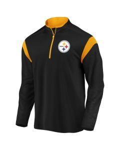 Pittsburgh Steelers Men's Defender 1/2 Zip Jacket
