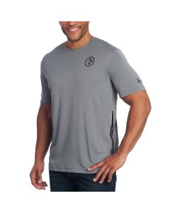 Pittsburgh Steelers Under Armour NFL Combine Short Sleeve Pinnacle T-Shirt