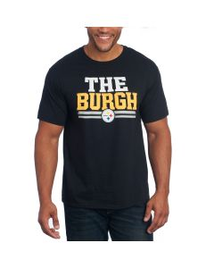 Pittsburgh Steelers The Burgh Short Sleeve T-Shirt