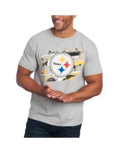 Pittsburgh Steelers True Colors Short Sleeve T-Shirt