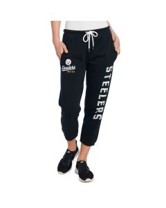 Pittsburgh Steelers Women's Icer Cropped Jogger