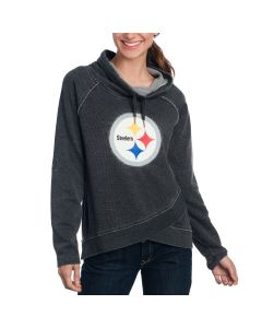 Pittsburgh Steelers Touch Women's Wildcard Hoodie
