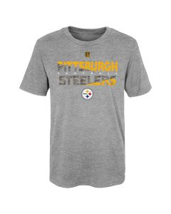 Pittsburgh Steelers Little Boys' Variable Mix Short Sleeve T-Shirt