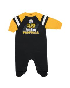 Pittsburgh Steelers Baby Boys Sleep-N-Play