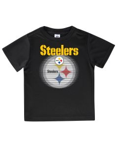 Pittsburgh Steelers Toddler Boys Primary Short Sleeve T-Shirt