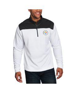 Pittsburgh Steelers Cutter & Buck Skyridge 1/2 Zip Top