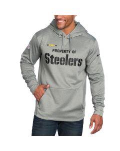 Pittsburgh Steelers Nike Property of Therma Hoodie