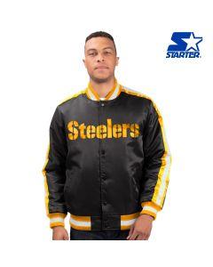Pittsburgh Steelers O-Line Starter Mediumweight Jacket