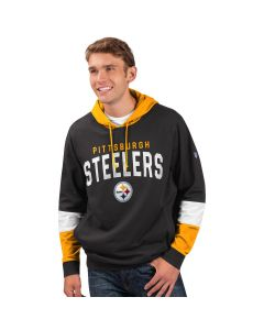 Pittsburgh Steelers Record Setter Fleece Hoodie