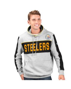 Pittsburgh Steelers Ultimate Fan Fleece Hoodie - Extended Sizes