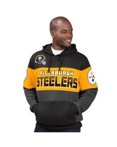 Pittsburgh Steelers Men's Special Team Fleece Hoodie
