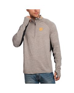 Pittsburgh Steelers '47 Forward Microlite 1/4 Zip Top