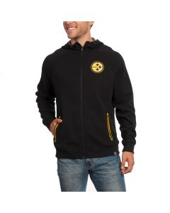 Pittsburgh Steelers '47 Forward Bonded Fleece Hoodie