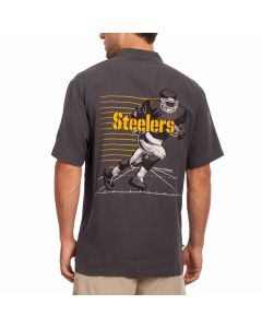 Pittsburgh Steelers Tommy Bahama NFL Camp Shirt