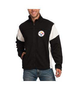 Pittsburgh Steelers GIII Halftime Mediumweight Jacket