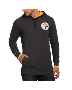 Pittsburgh Steelers Mitchell & Ness Seal the Win Long Sleeve 2.0