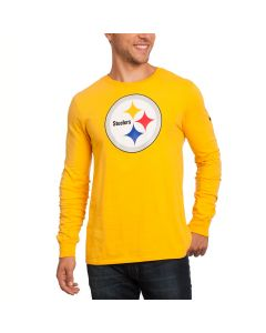 Pittsburgh Steelers Nike Primary Logo Long Sleeve T-Shirt