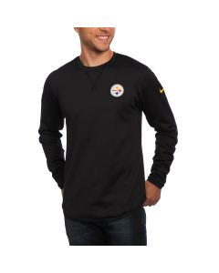 Pittsburgh Steelers Nike Modern Crew Top Long Sleeve