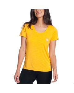Pittsburgh Steelers '47 Women's Forward Microlite Shade Short Sleeve T-Shirt