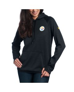 Pittsburgh Steelers Under Armour NFL Combine Women's Fleece Novelty Hoodie