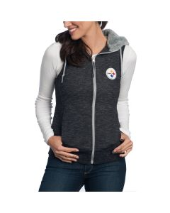 Pittsburgh Steelers Women's Blitz Vest