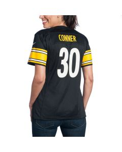 James Conner #30 Women's Nike Replica Home Jersey
