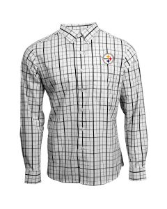 Pittsburgh Steelers Antigua Keen Long Sleeve Shirt