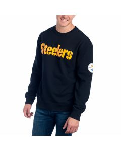 Pittsburgh Steelers Mitchell & Ness Rushing Line Crew