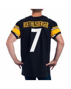 Ben Roethlisberger #7 Men's Nike Elite Home Jersey
