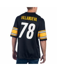 Alejandro Villanueva #78 Men's Nike Replica Home Jersey