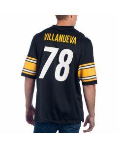 Alejandro Villanueva #78 Men's Nike Replica Home Jersey