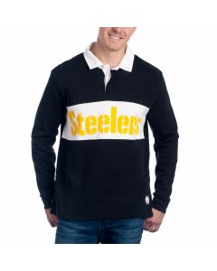 Pittsburgh Steelers Levi's Rugby Long Sleeve Shirt